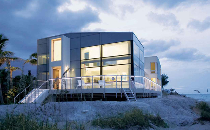 Beach House Design Ideas find this pin and more on utomhus a modern mid century beach house Beach House Design Ideas By Hughes Architects Beach House Design Ideas