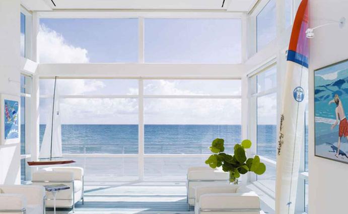House Interior Design Luxury Contemporary Beach House Interior ...
