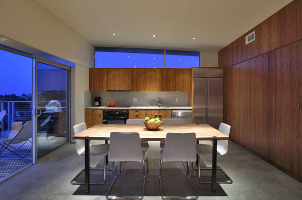 Gallery Of Minimalist Home Design In Mountain California