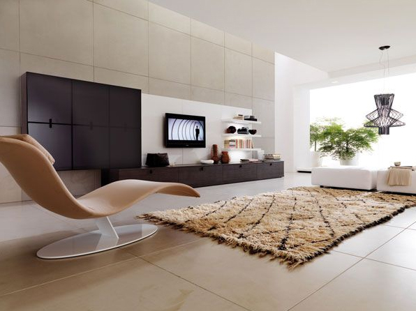 15 Living Room Design With Minimalist Interior Space  Home