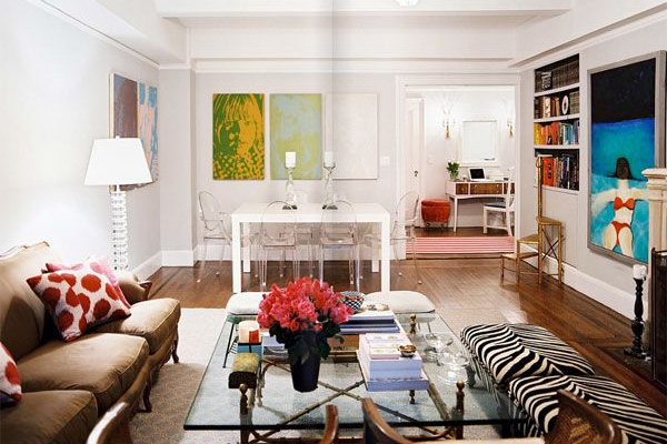 Minimalist modern living room interior design ideas for Modern living room designs 2012