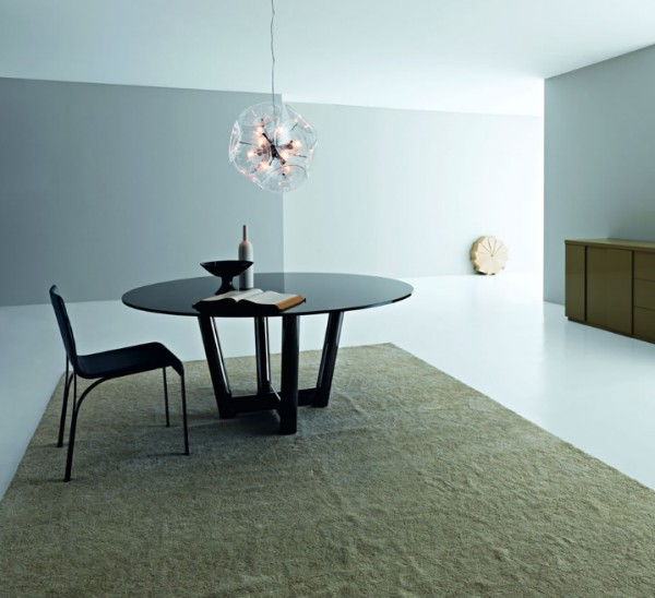 modern dining room sets from italian furniture home