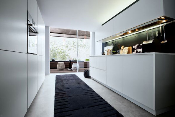 Small Minimalist Kitchen For Small Minimalist House