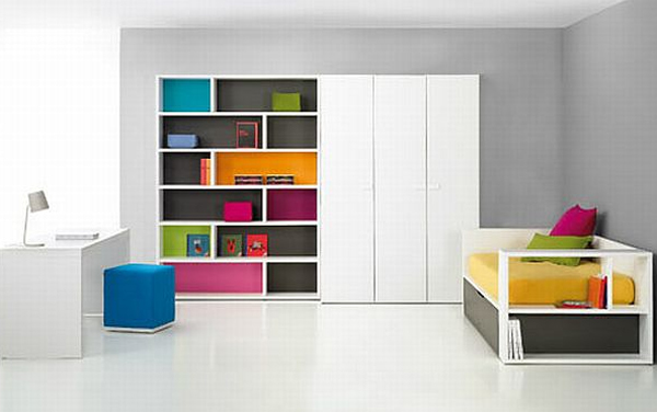 Colorful Kids Furniture Sets By Bm Company Home Design And Interior