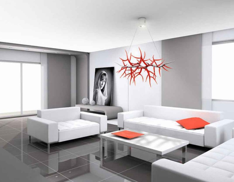 Living room chandeliers design with varied lighting aloadofball Image collections