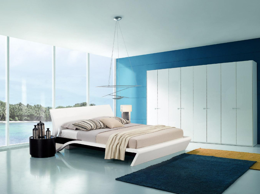 modern bedroom interior design by orca - Modern Bedroom Interior Design