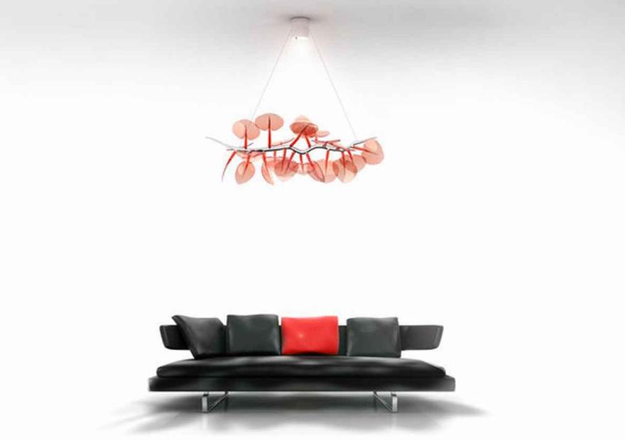 Modern Chandeliers With Varied Lighting By Vladimir Usoltsev Industry