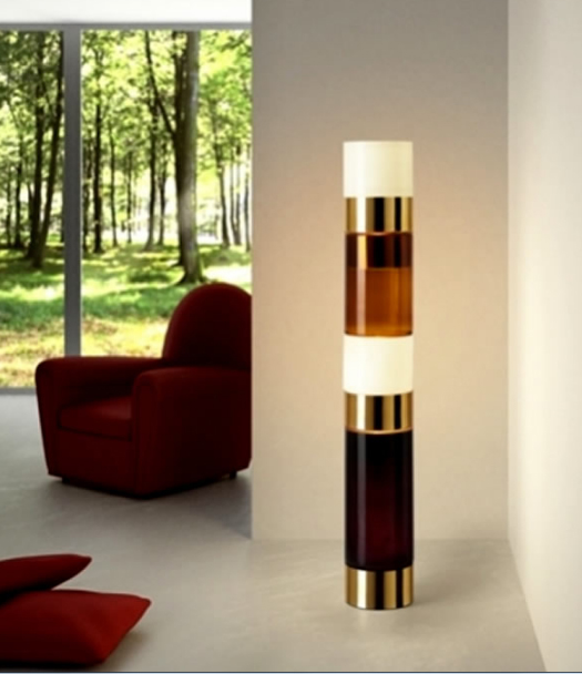 Modern floor lamp interior design by rockwell group - Contemporary floor lamps for your modern style at house ...