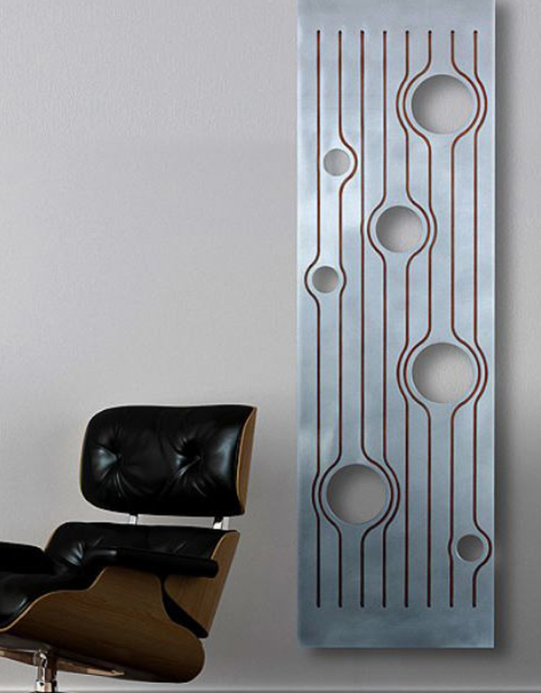 Image gallery modern living room radiators for Household radiator design