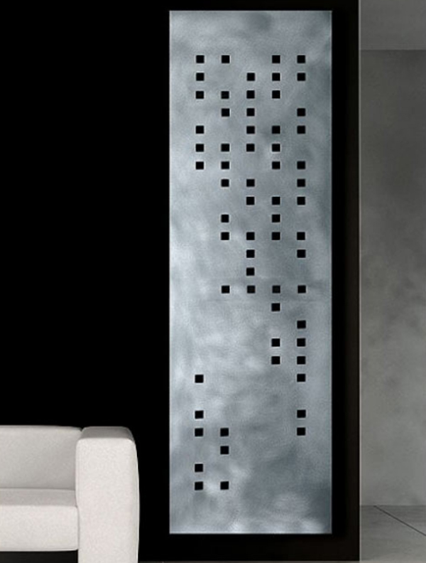 Modern Radiators In Living Room Design