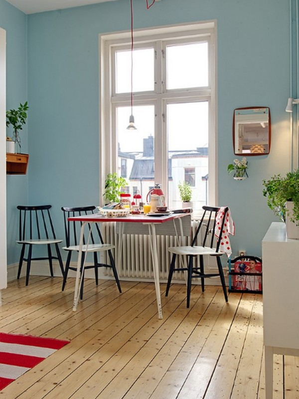 Small apartment with living room decorating - Furnishing a small apartment ...