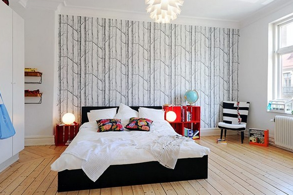 Small Bedroom Design In Apartments Decorating