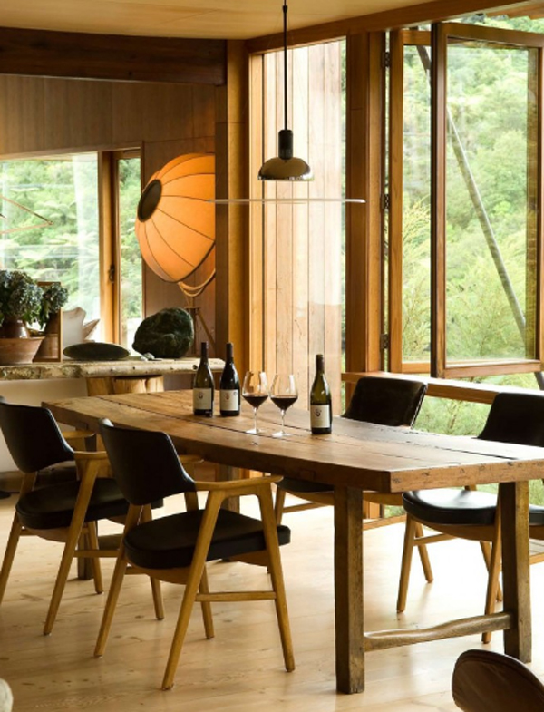 Wood Diningroom Furniture In New Zealand