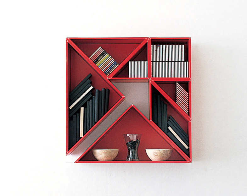 Gallery Of Wooden Bookshelves Design Ideas From Lago