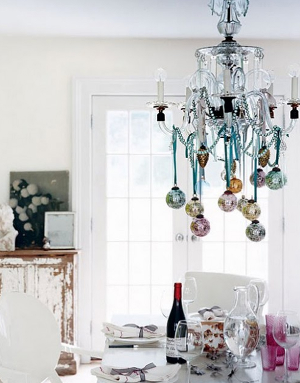 14 Modern Chandeliers Design For Christmas Ornaments