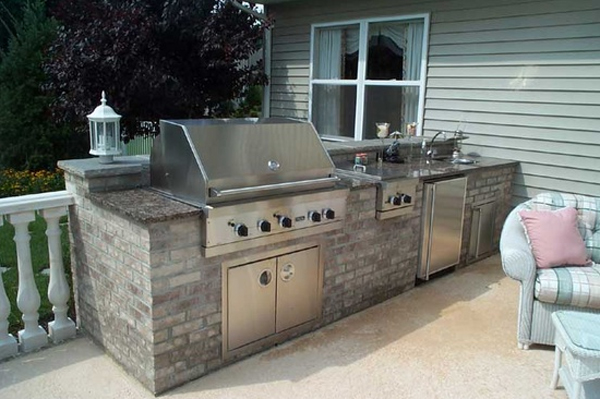 Impressive Outdoor Kitchen 600 x 399 · 192 kB · jpeg