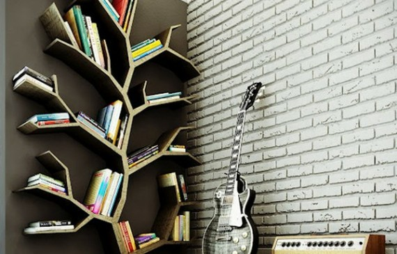 Modern Bookshelf Design modern home design | home design and interior - part 7