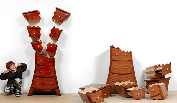 19 Creative Kids Furniture Design