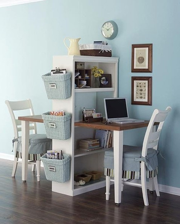 cute and small home office ideas