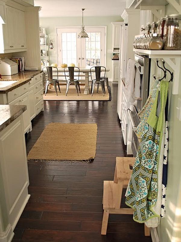 Living dining room interior