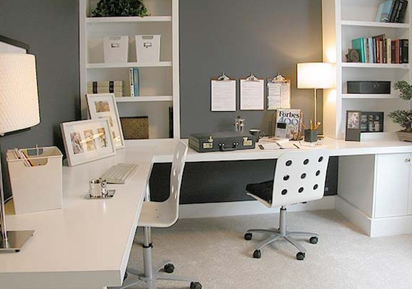 Cute Office Ideas: Cute-and-small-home-office-ideas