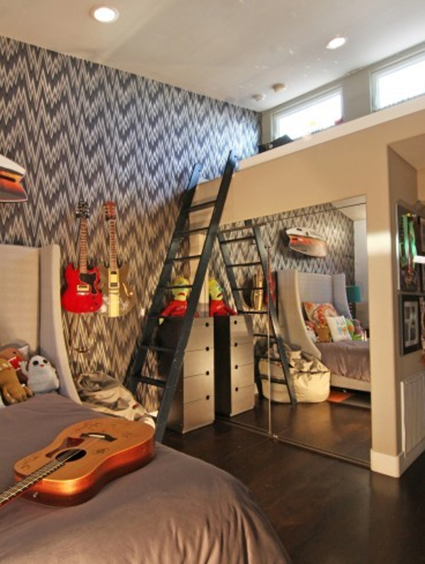 Music Bedroom Interior Design Ideas