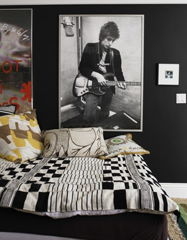 inspiring new music themed bedroom design 20 Inspiring Music Themed Bedroom Ideas