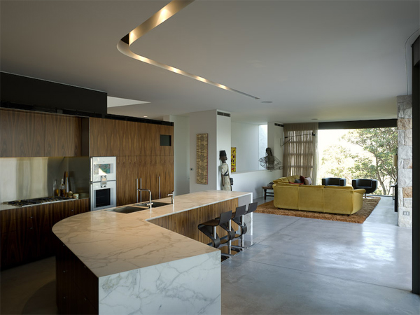 Comfortable minimalist house interior design House interior design