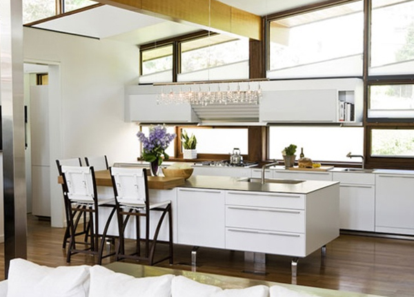 30 minimalist white kitchen design ideas | home design and interior