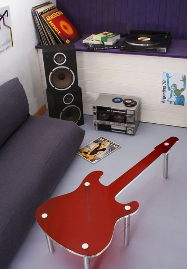 new music themed bedroom ideas 20 Inspiring Music Themed Bedroom Ideas