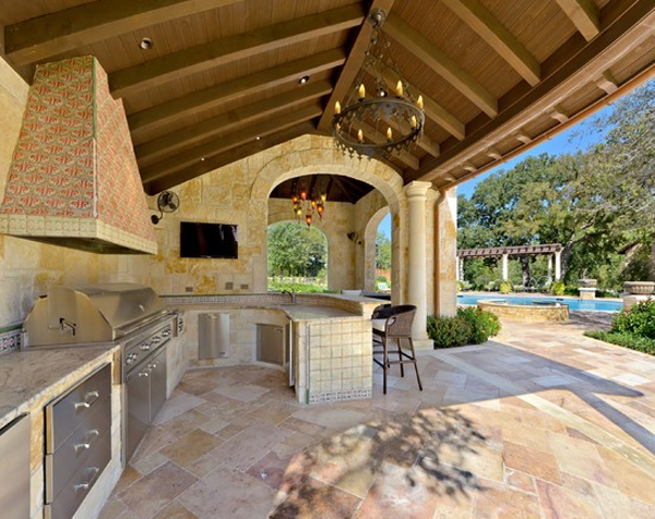 Outdoor kitchen design ideas Outdoor kitchen designs