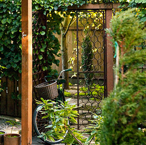 small garden design in home renovation ideas - Home And Garden Designs