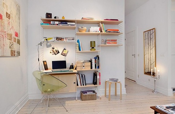 Cute Home Office Ideas: Cute-and-small-home-office-ideas