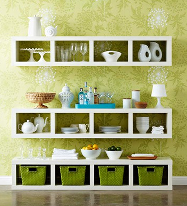 Dining Idea Room Storage: Cute-and-small-dining-room-design-with-storage-ideas
