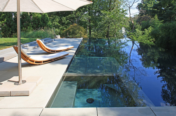 Modern Pools Design With Natural Creative Ideas
