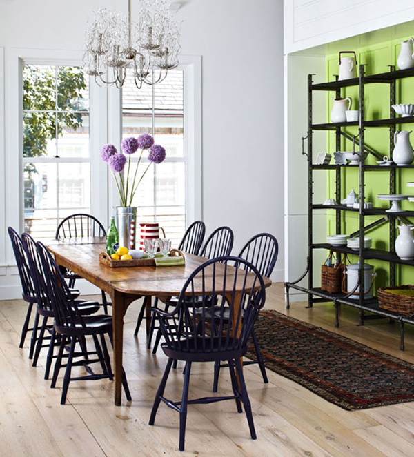 traditional home dining rooms.  traditional home with dining room design by reed morrison architects