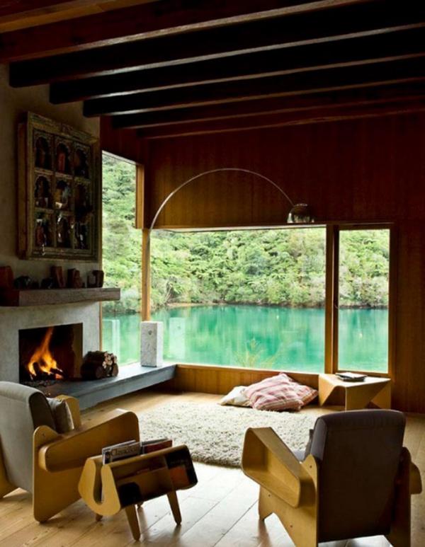 Best Beautiful Wood Fireplace Ideas
