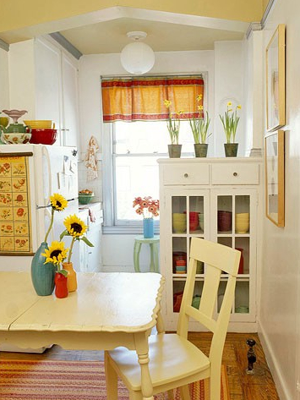 cute dining room sets with storage ideas