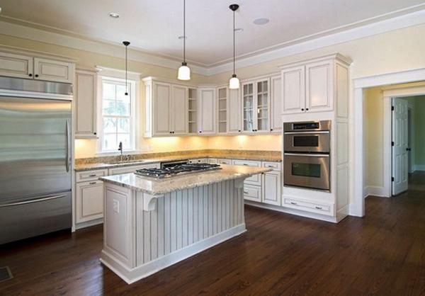 gallery of 30 minimalist white kitchen design ideas - Kitchen Room Ideas