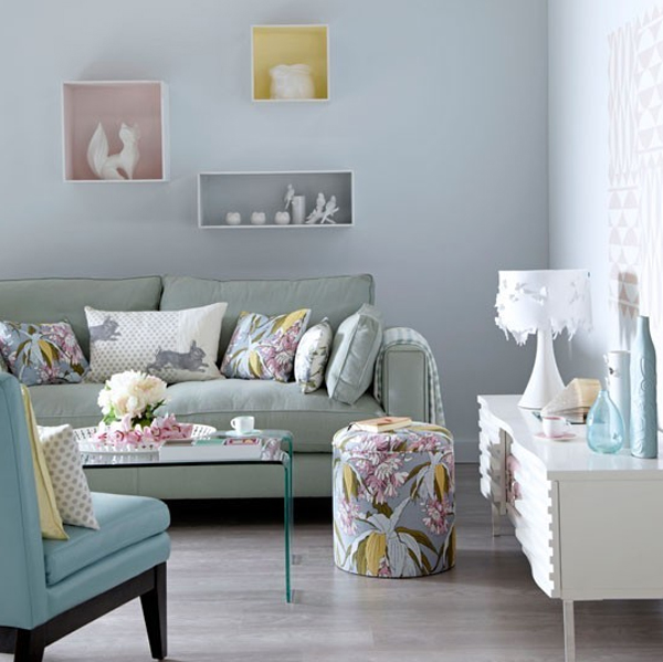 20 Cool and Amazing Pastel Living Room Ideas Home Design And Interior