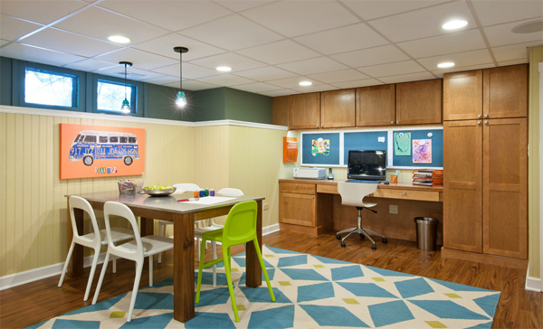 Gallery For Basement Ideas For Kids