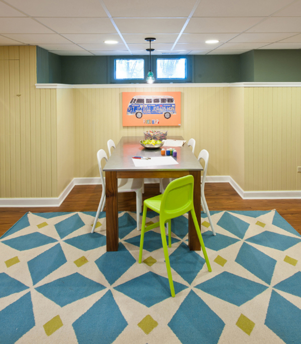 Gallery of basement renovations for kids room ideas