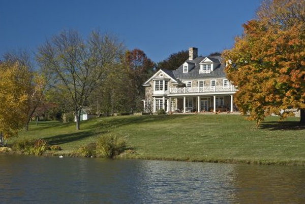 Beautiful country homes design in pennsylvania for Beautiful country homes