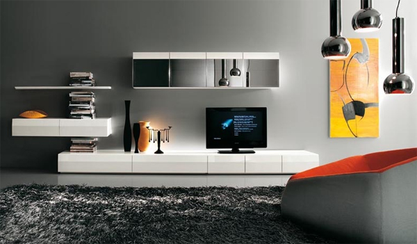 Best TV Stands With Wall System Furniture