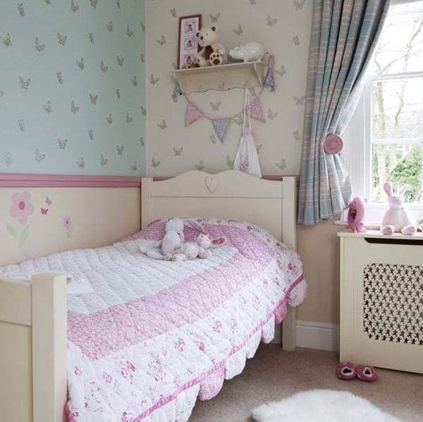 chic and charming kids pastel bedroom design 20 Chic and Charming Pastel Bedroom Ideas