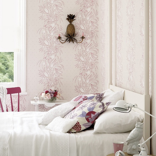 chic and charming pink bedrooms 20 Chic and Charming Pastel Bedroom Ideas