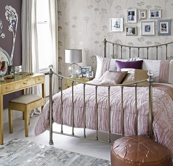 chic purple pastel bedroom ideas 20 Chic and Charming Pastel Bedroom Ideas