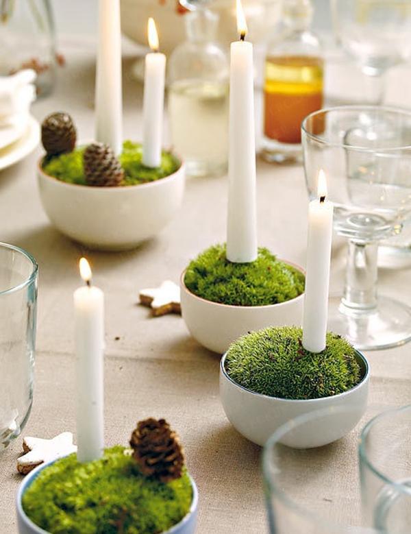 Christmas Table Setting Images