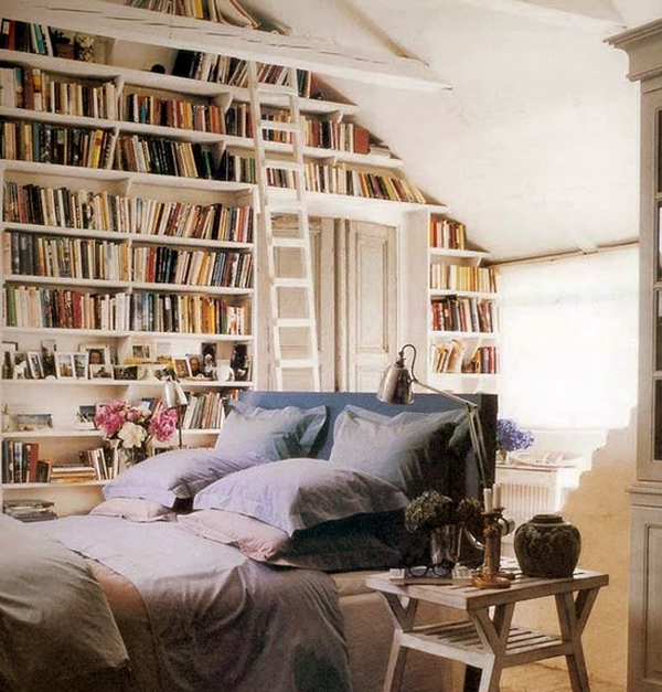 Best Home Décor Ideas From Kovi An Anthology: Cool-attic-bedroom-decoration