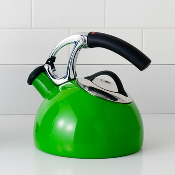 colorful green kitchen appliances 15 Cool and Colorful Small Kitchen Appliances
